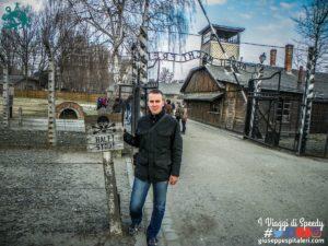 Escursione da Cracovia al campo di concentramento di Auschwitz (Polonia)
