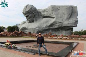 Weekend a Brest (Bielorussia) città eroina dell'Unione Sovietica con la sua fortezza