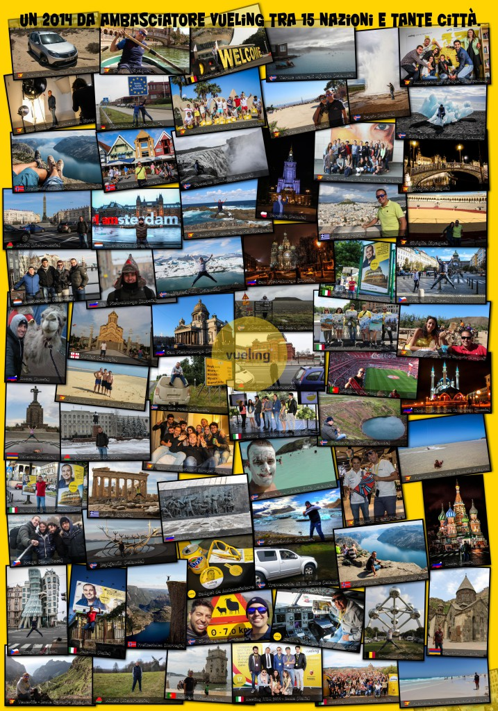 poster vueling 2014