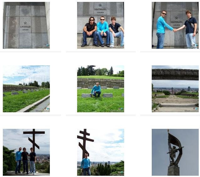 CLICCA QUI PER VISIONARE Il Book fotografico di Bratislava (Slovacchia)