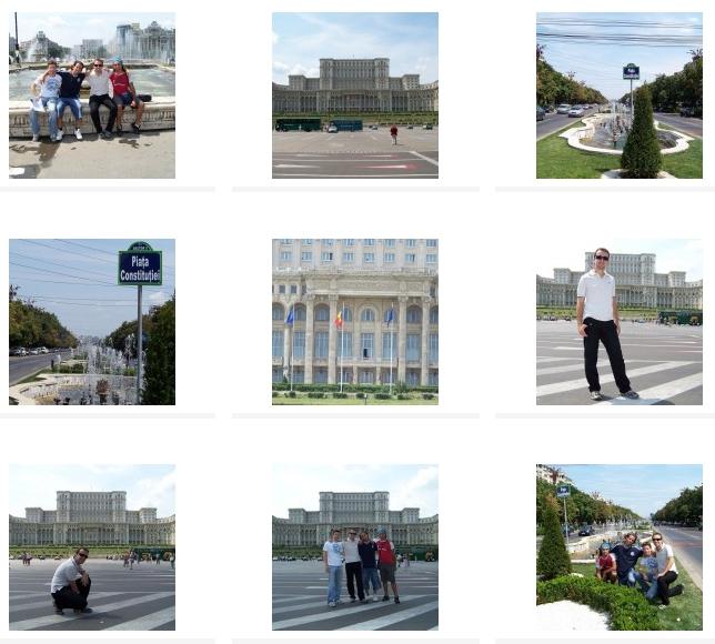 Guarda il book fotografico completo di Bucarest 2009