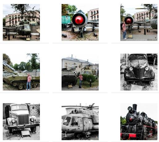 CLICCA QUI PER VISIONARE IL Book fotografico di Gomel (Bielorussia)