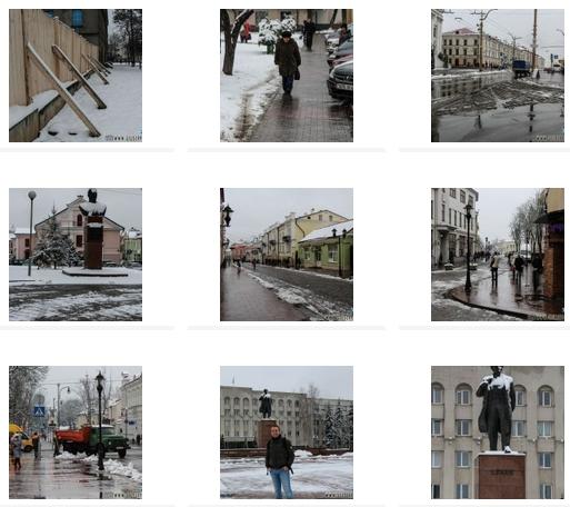 CLICCA QUI PER VISIONARE IL Book fotografico di Grodno (Bielorussia)