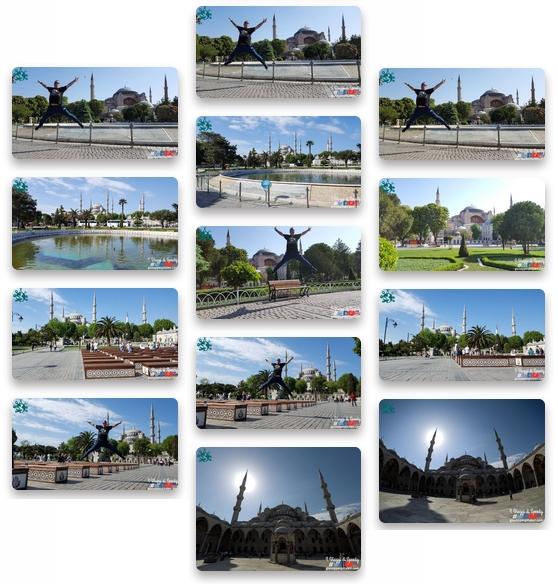 Il book fotografico di Istanbul (Turchia) 2017