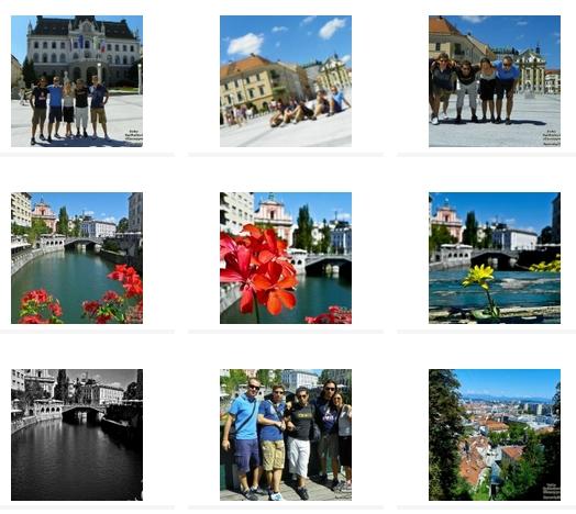 CLICCA QUI PER VEDERE IL Book fotografico Lubiana (Slovenia)