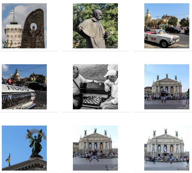 CLICCA QUI PER VISIONARE Il Book fotografico di Leopoli (Ucraina)