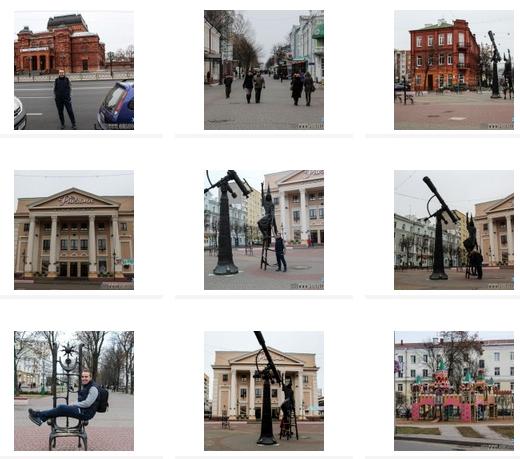 CLICCA QUI PER VISIONARE IL Book fotografico di Mogilev (Bielorussia)