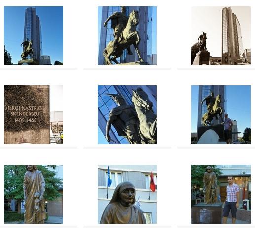 CLICCA QUI PER VEDERE IL Book fotografico Pristina (Kosovo)