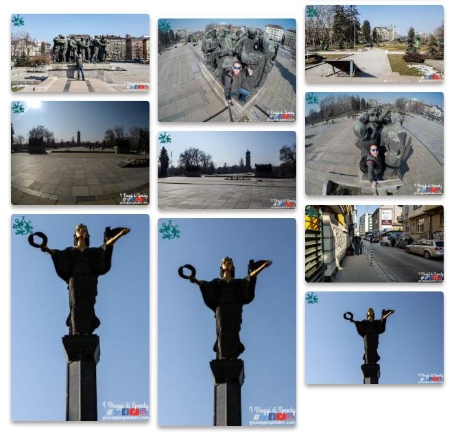 CLICCA QUI PER VEDERE Il Book fotografico di Sofia (Bulgaria) - 2017