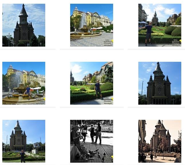 CLICCA QUI PER VISUALIZZARE IL Book fotografico Timisoara (Romania)