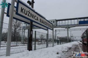 La frontiera di Kuźnica Białystok (Polonia): terra del contrabbando dalla vicina Grodno/Hrodna (Bielorussia)
