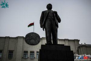 Weekend in Bielorussia a Mahilëŭ: la città alle sponde del fiume Dnepr
