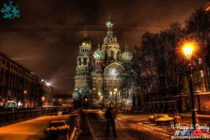Foto – San Pietroburgo / Санкт-Петербург (Russia / Россия) – Inverno 2014