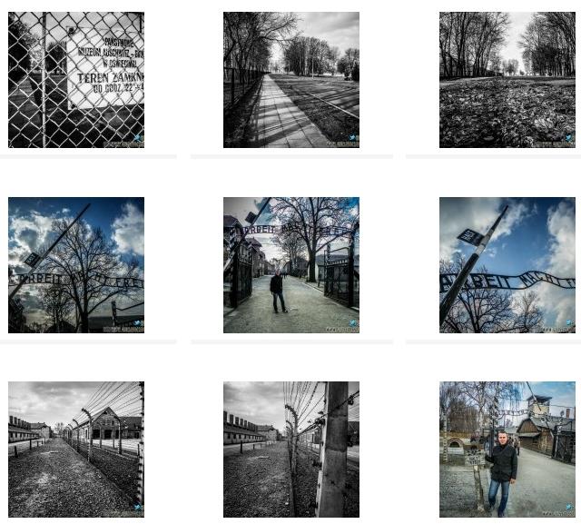 CLICCA QUI PER VISUALIZZARE Il book fotografico del campo concentramento di Auschwitz (Polonia)