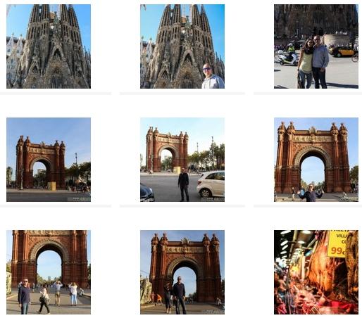 CLICCA QUI PER VISUALIZZARE IL Book fotografico di Barcellona