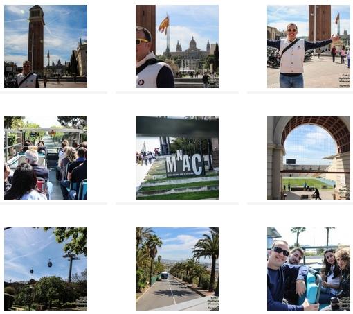 CLICCA QUI PER VISUALIZZARE IL Book fotografico di Barcellona con Vueling