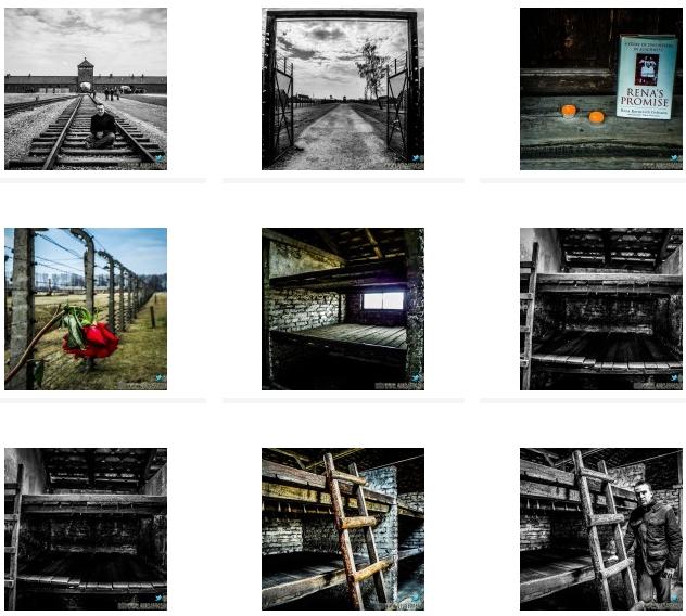 CLICCA QUI PER VISUALIZZARE Il book fotografico del campo concentramento di Birkenau (Polonia)