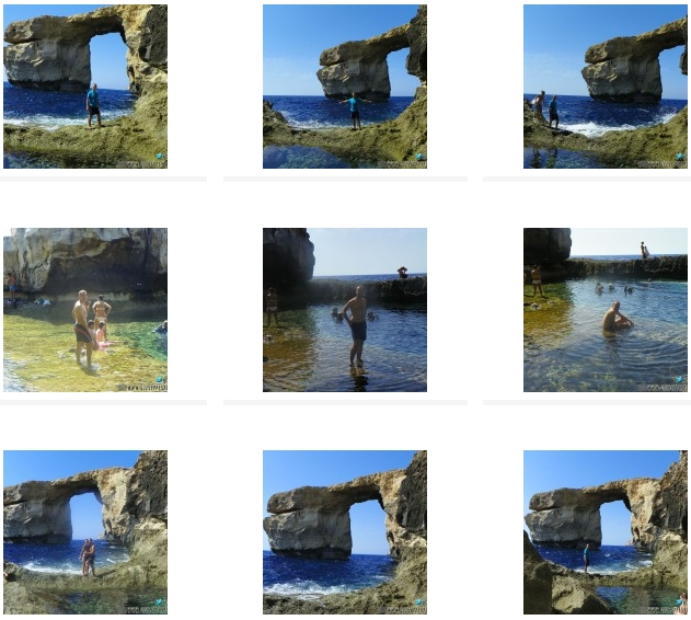 """GUARDA IL BOOK FOTOGRAFICO """"ISOLA DI GOZO 2010"""""""