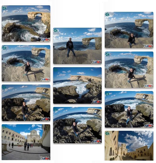 Guarda il book fotografico completo dell'Isola di Gozo