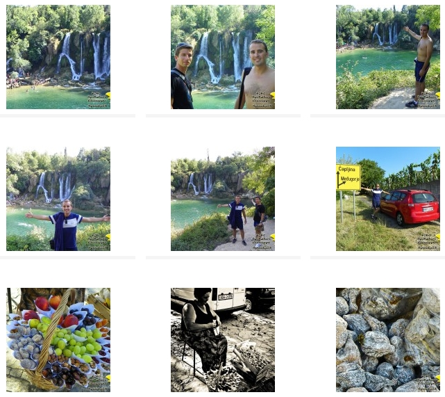 CLICCA QUI PER VISUALIZZARE Il book fotografico della cascate Kravice (Bosnia Erzegovina)