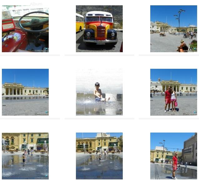 CLICCA QUI PER VISUALIZZARE Il Book fotografico dell'isola di Malta (Arcipelago di Malta)