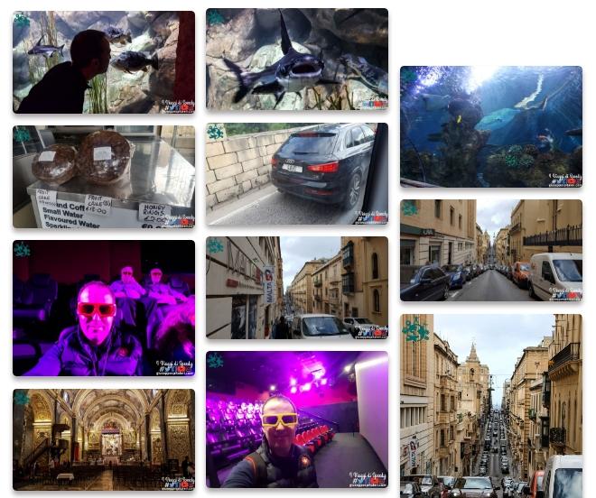 """GUARDA IL BOOK FOTOGRAFICO """"ISOLA DI MALTA 2016"""" PARTE 1"""