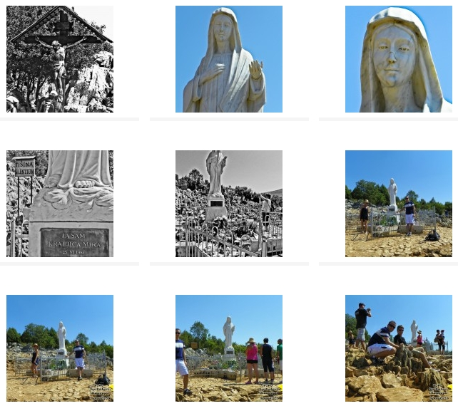CLICCA QUI PER VISUALIZZARE Il book fotografico di Medjugorje (Bosnia Erzegovina)
