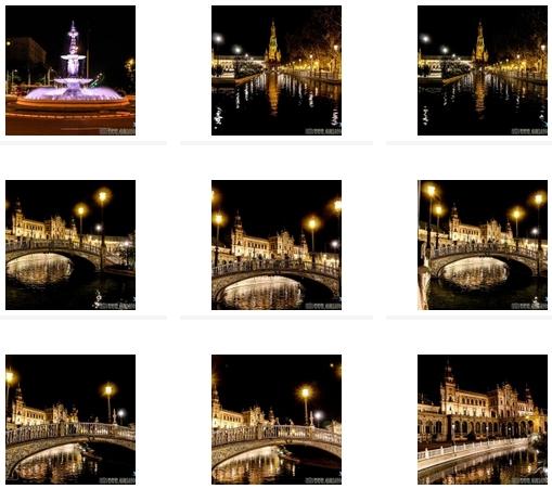 CLICCA QUI PER VISUALIZZARE IL Book fotografico di Siviglia (Spagna)