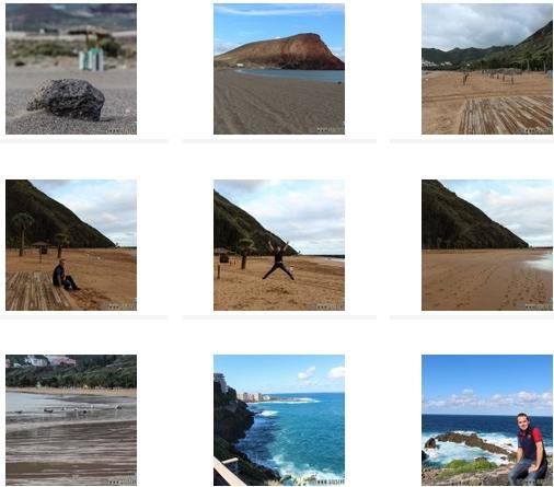 Il Book fotografico di Tenerife alle Isole Canarie (Spagna)