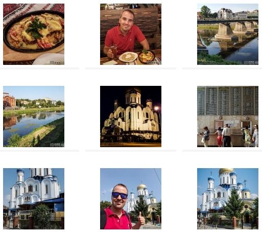 CLICCA QUI PER VISUALIZZARE Il book fotografico di Užhorod (Ucraina)