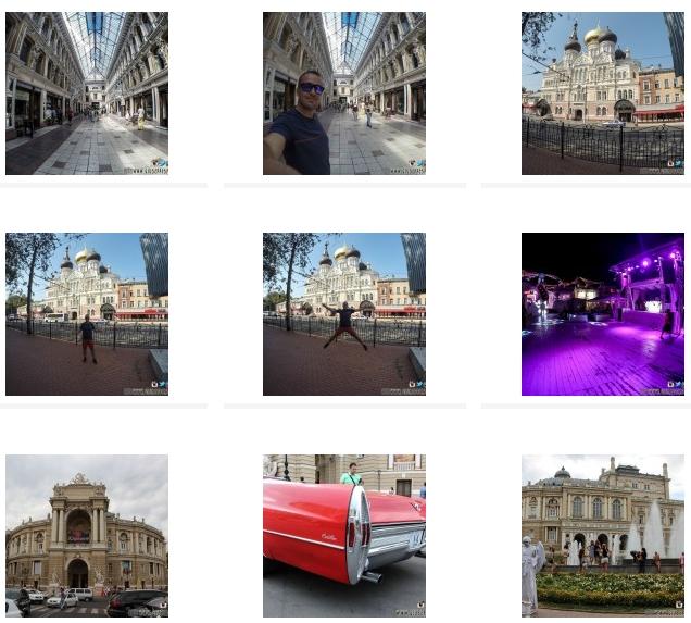 CLICCA QUI PER VISUALIZZARE Il book fotografico di Odessa (Ucraina)