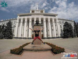 Tiraspol/Тира́споль (Transnistria o Repubblica Moldava di Pridniestrov) – Cosa vedere, storia, foto e video dello stato fantasma tra statue di Lenin e cimeli comunisti