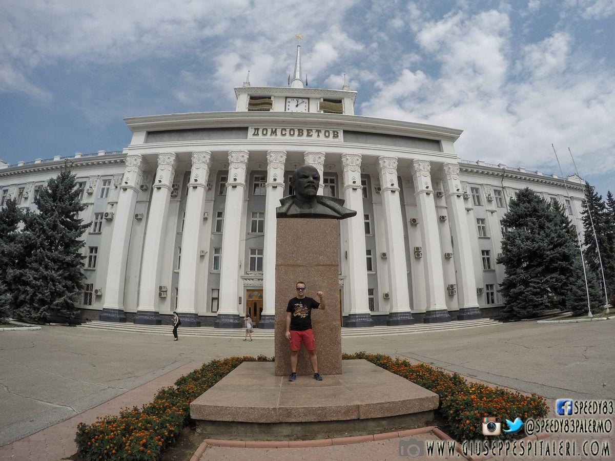 Casa del Soviet.