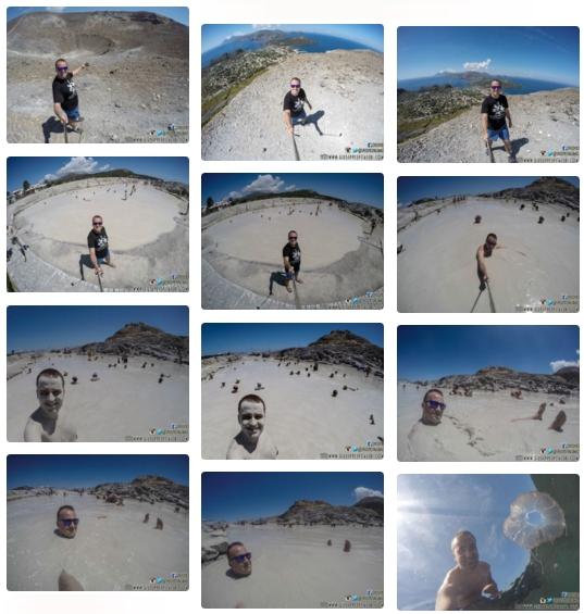 Clicca sull'immagine per vedere il book fotografico completo dell'Isola di Vulcano