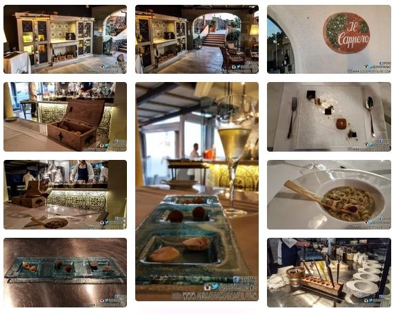 """Clicca sull'immagine per vedere il book fotografico completo del ristorante """"Il Cappero"""""""