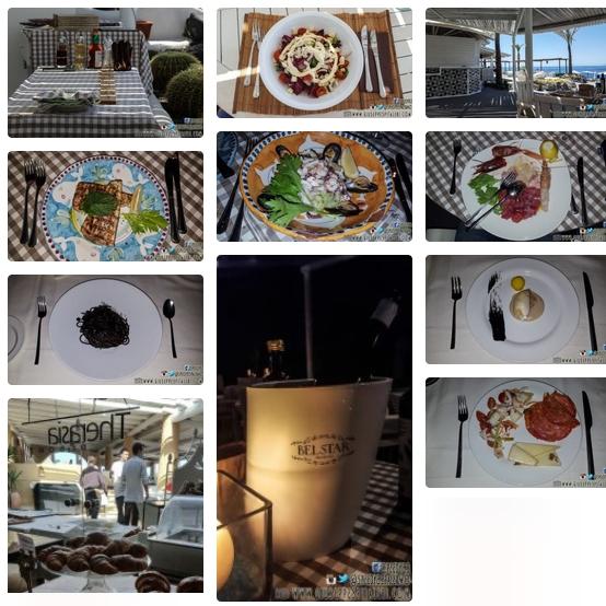 """Clicca sull'immagine per vedere il book fotografico completo del ristorante """"L'Arcipelago"""" e """"I Grusoni"""""""