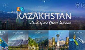 Kazakhstan Land of the Great Steppe – New app for Android and Iphone
