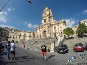 Foto –  Modica (Ragusa) – Capitale del barocco siciliano