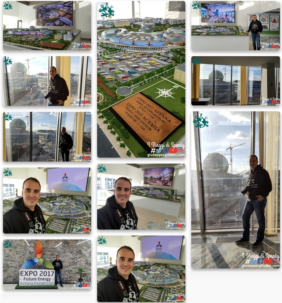 "Look at the photo book of ""Astana Expo 2017"