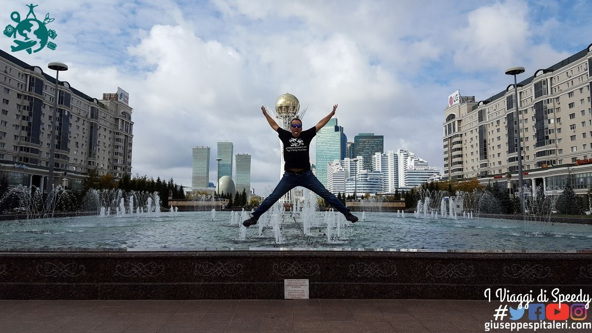 Un Salto ad Astana (Kazakhstan)