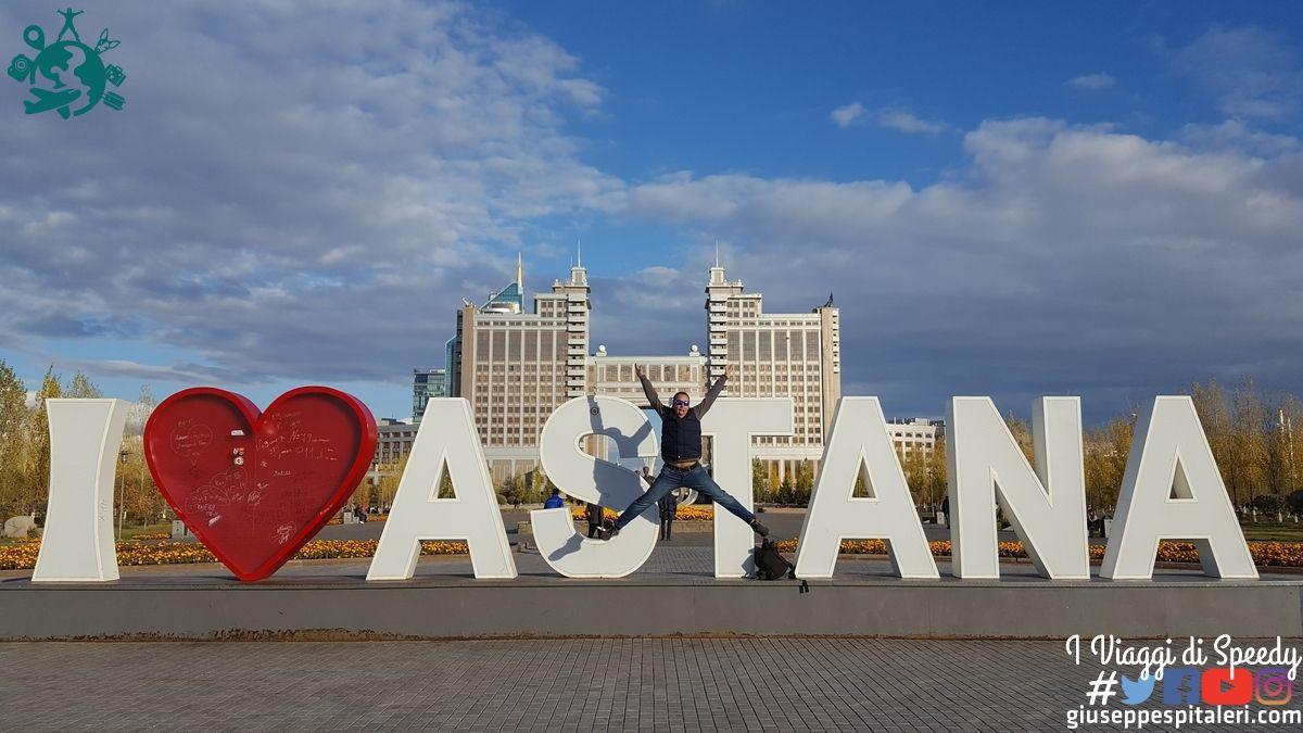 Un Salto ad Astana (Kazakhstan)