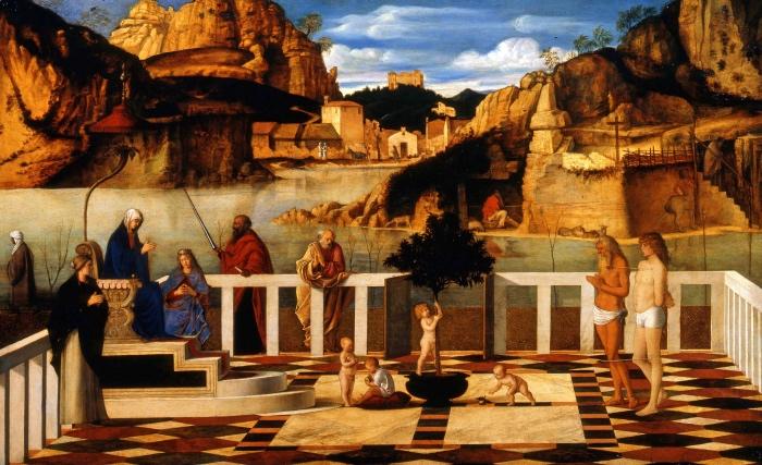 Bellini, Allegoria Sacra