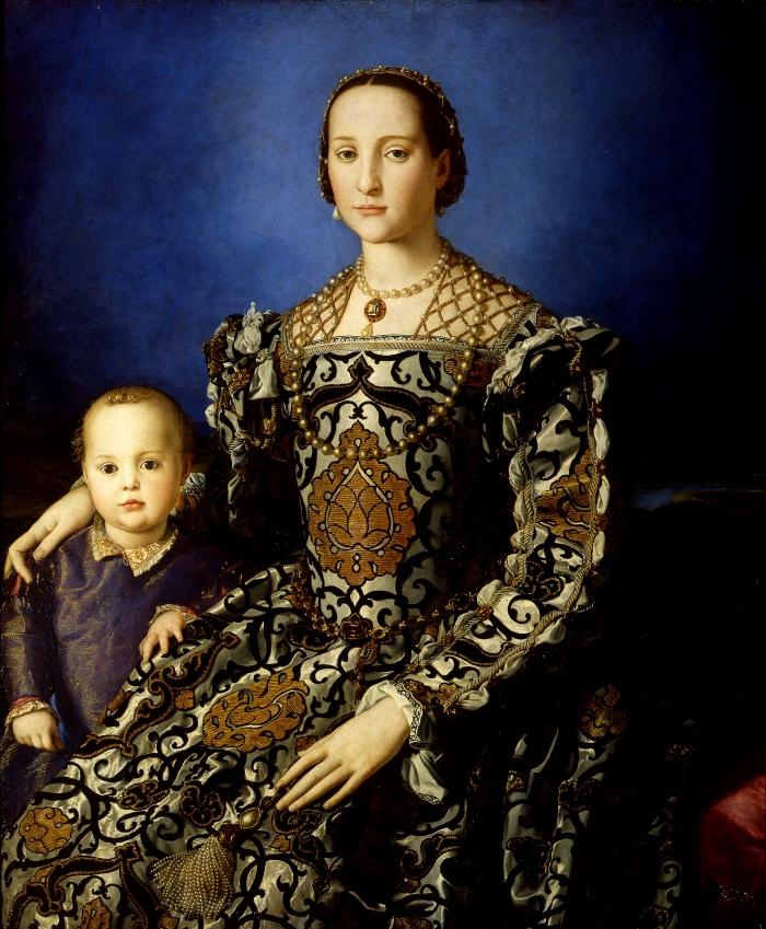 Bronzino, Eleonora di Toledo