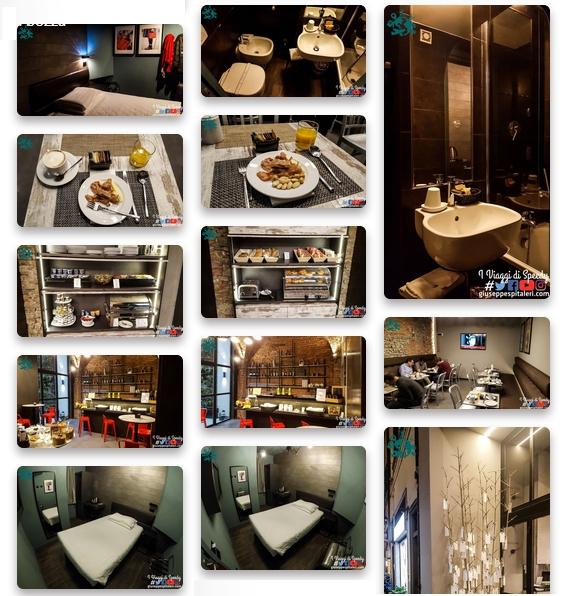 """Visiona il book fotografico e tutte le info sul """"Globus Hotel"""""""