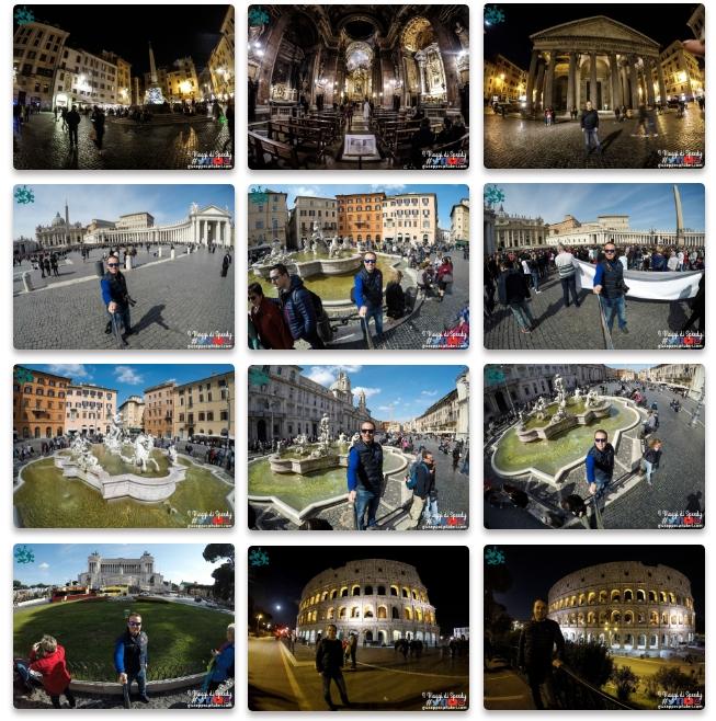 Visiona il book fotografico completo sulla città di Roma