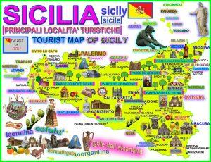 Cosa vedere in Sicilia: la mappa dei monumenti e dei luoghi da visitare