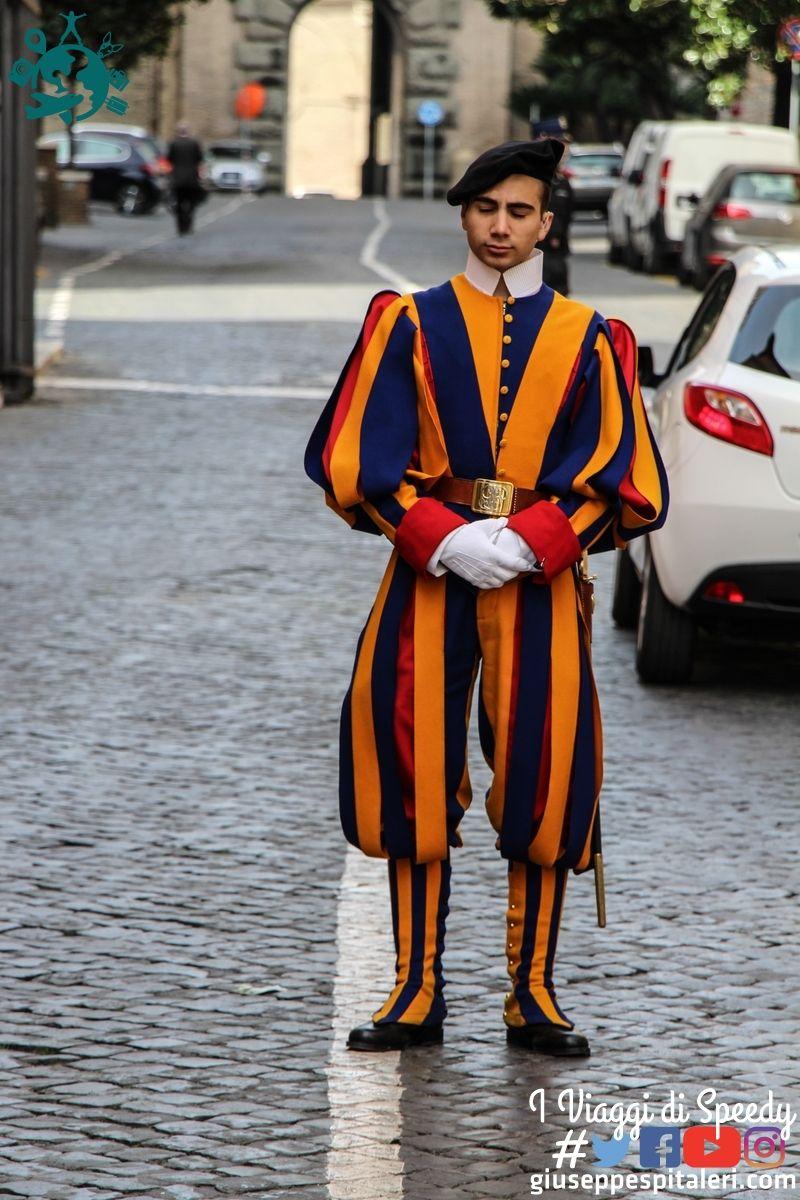 La guardia svizzera pontificia