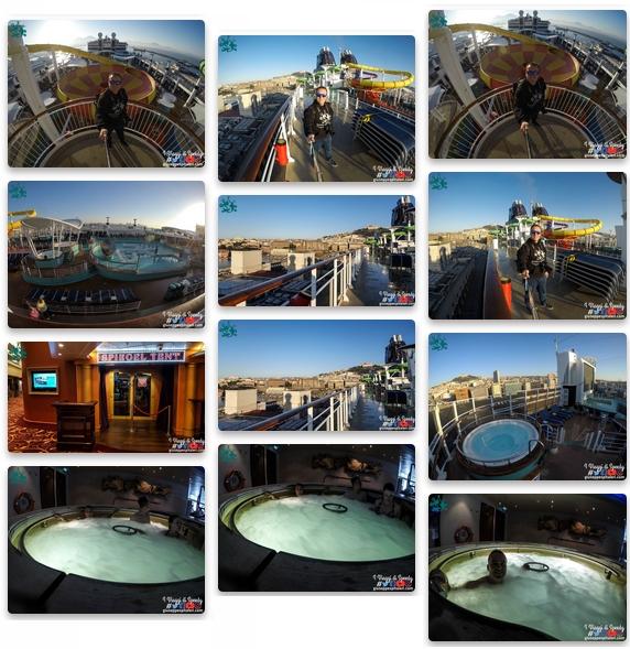 """Book fotografico completo """"Norwegian Cruise Line Epic:"""""""