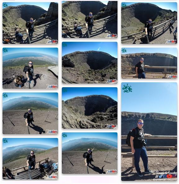 """Book fotografico completo """"Norwegian Cruise Line - escursione sul Vesuvio di Napoli:"""""""