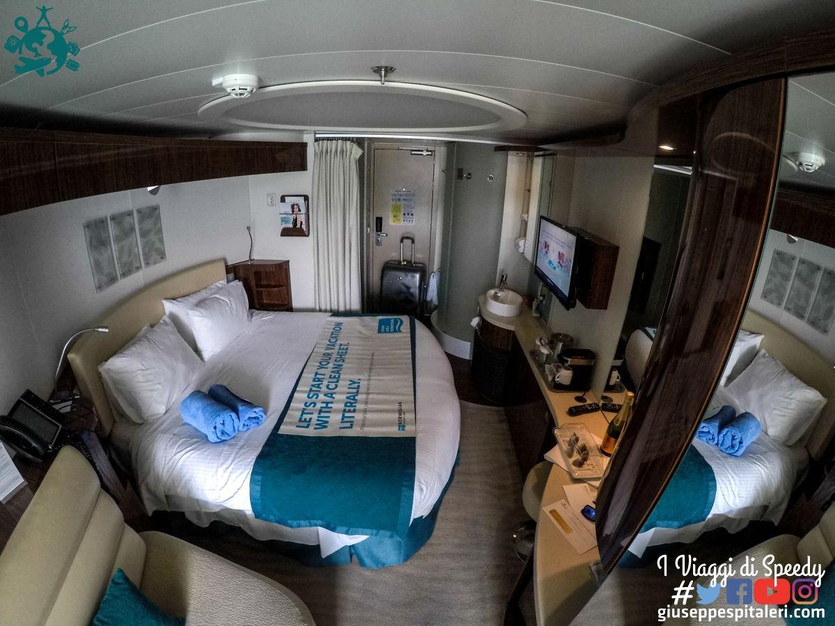 La mia cabina al ponte 11